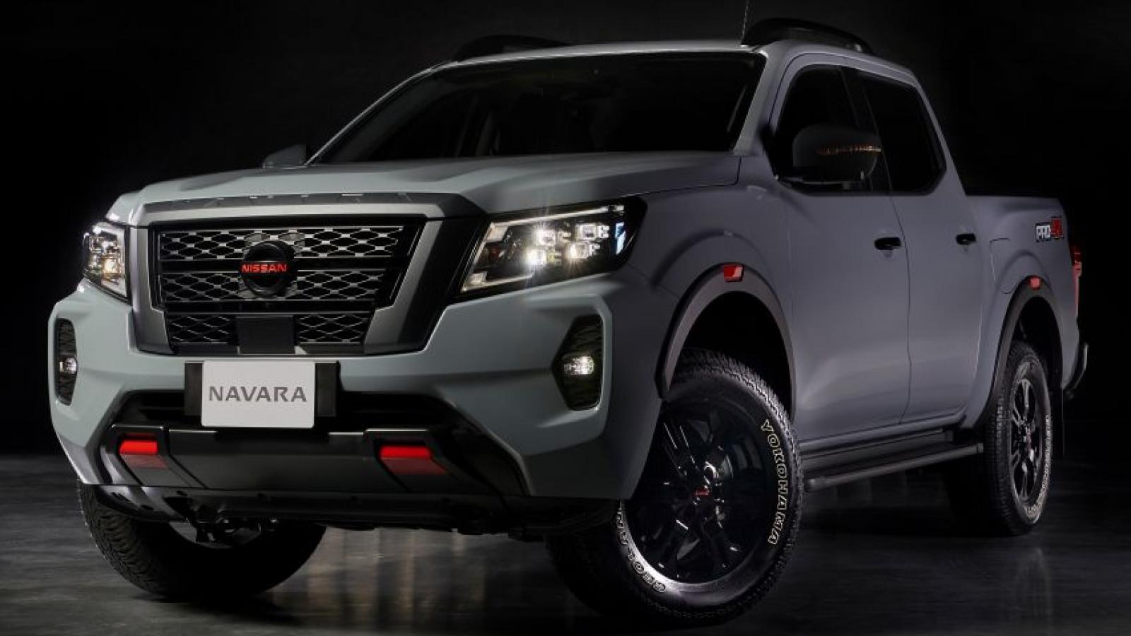 Nissan Navara 2021 chính thức được giới thiệu