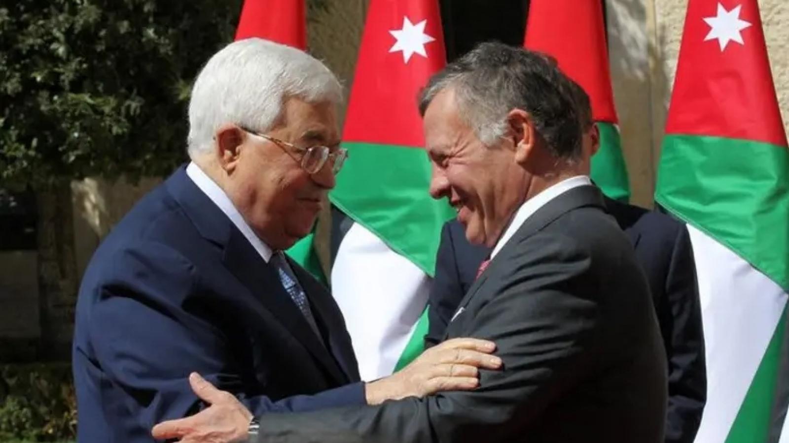 Jordanvà Palestine hy vọng ông Biden làm sống lại tiến trình hòa bình Trung Đông
