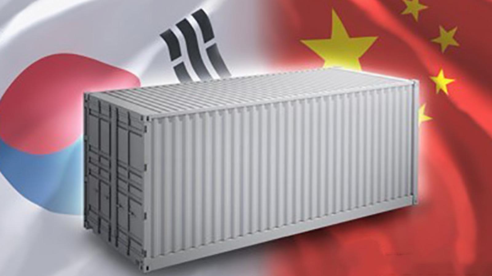 Trung Quốc là đối tác lớn nhất của Hàn Quốc ngay cả trong dịch Covid-19