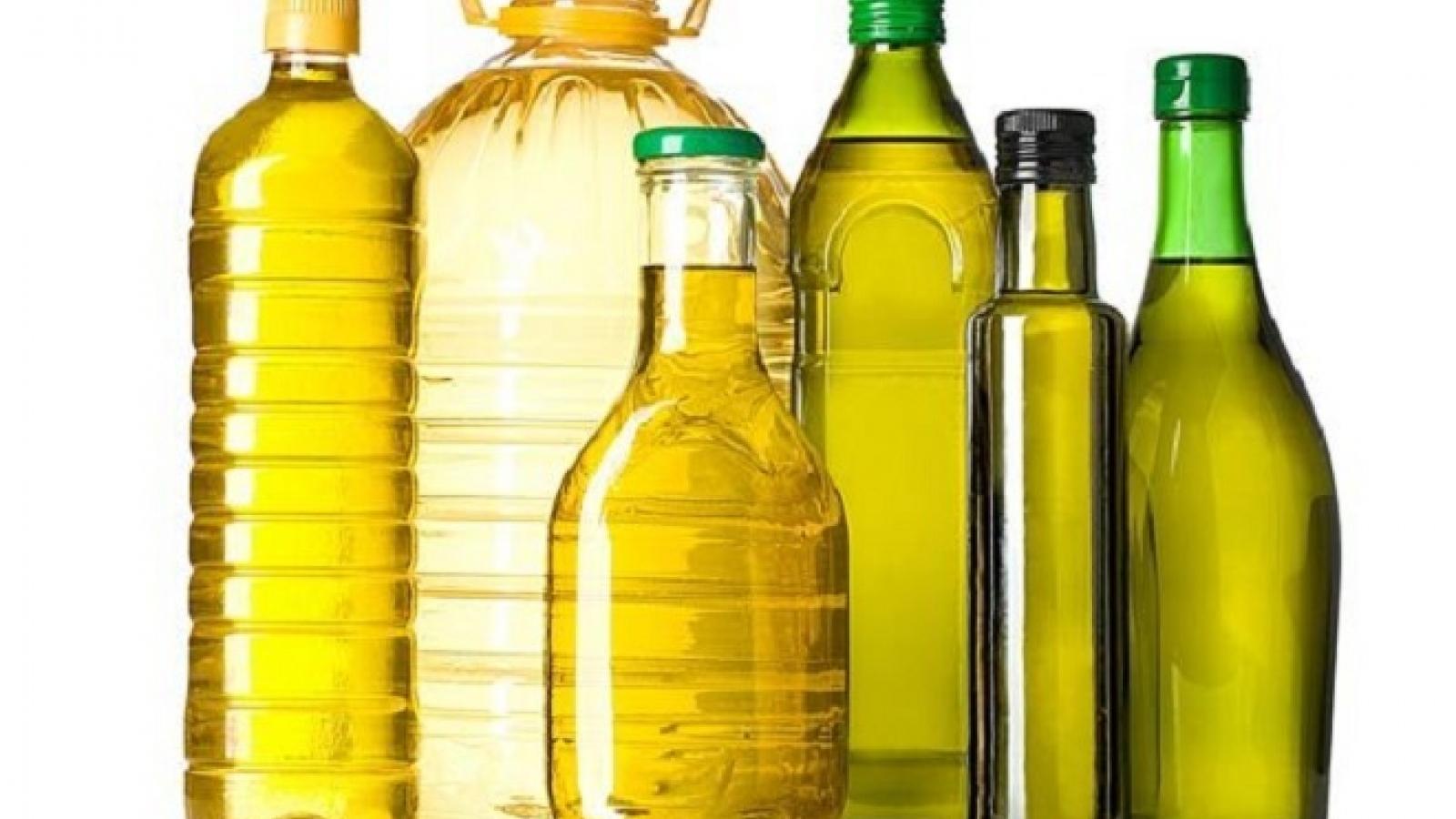5 loại dầu ăn mang lại dinh dưỡng cho bữa ăn gia đình