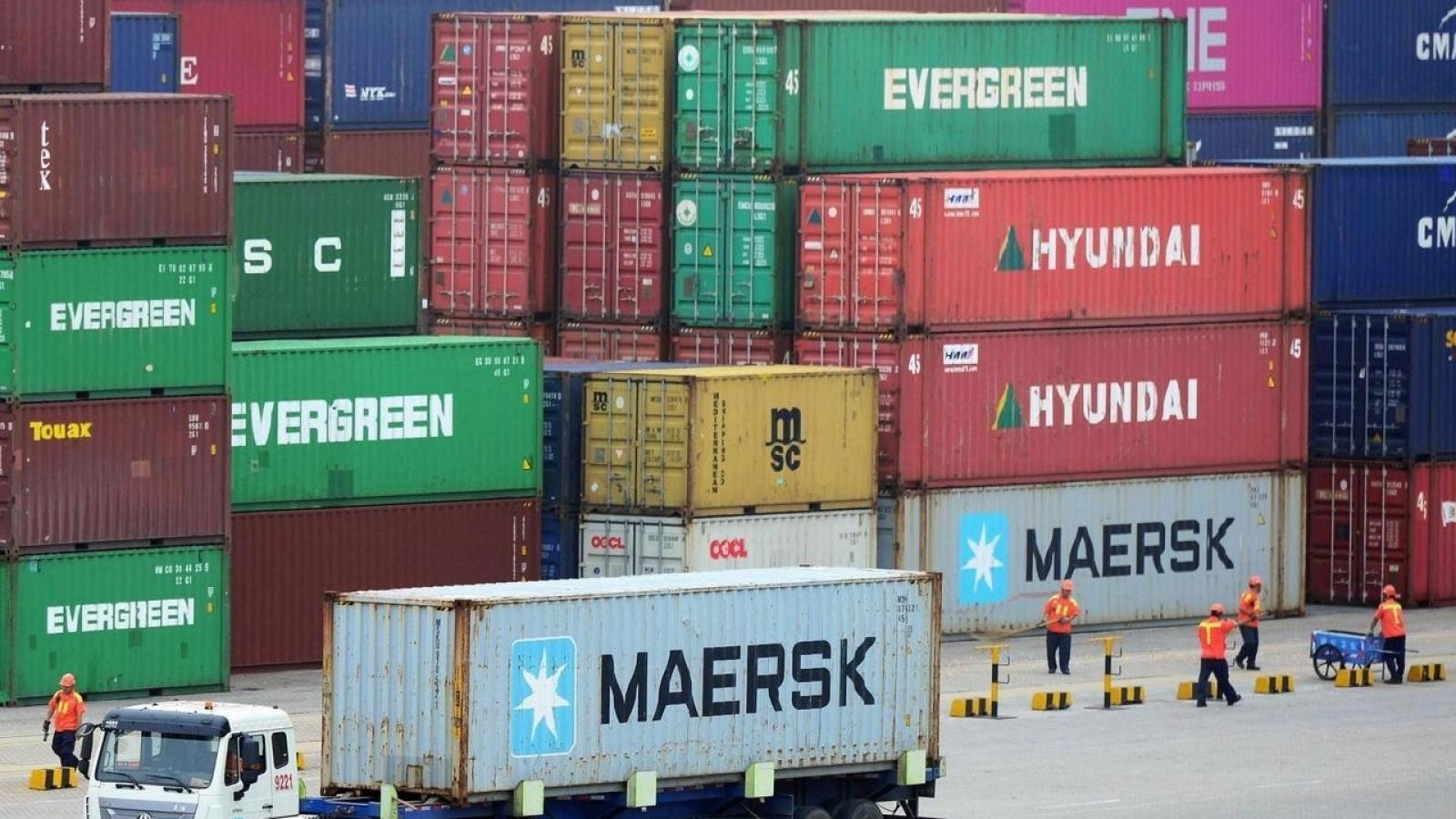 Đại dịch Covid-19 khiến kim ngạch thương mại của Trung Quốc suy giảm