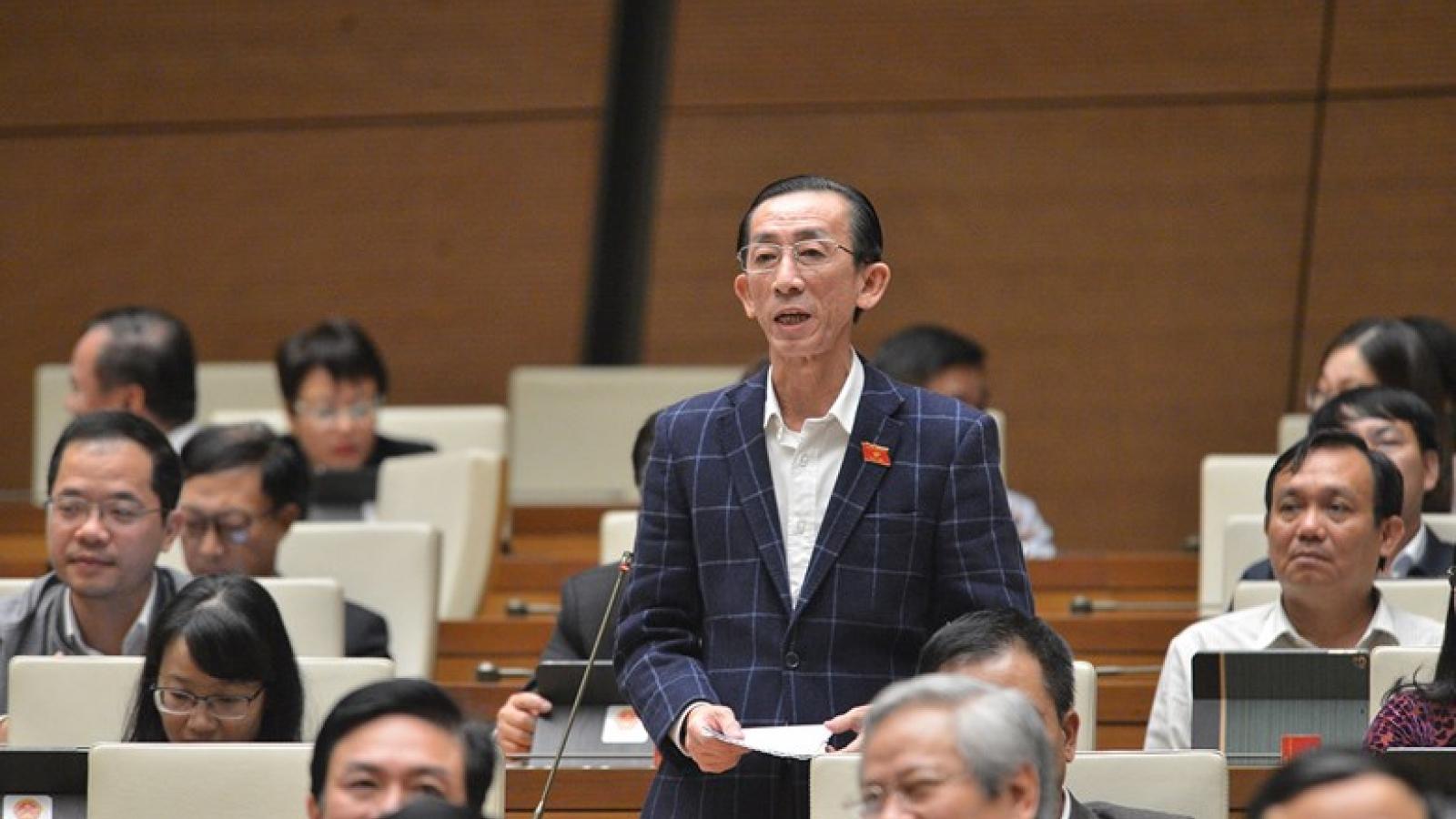 """""""Quốc hội chất vấn lần này là giám sát lời hứa của Bộ trưởng"""""""