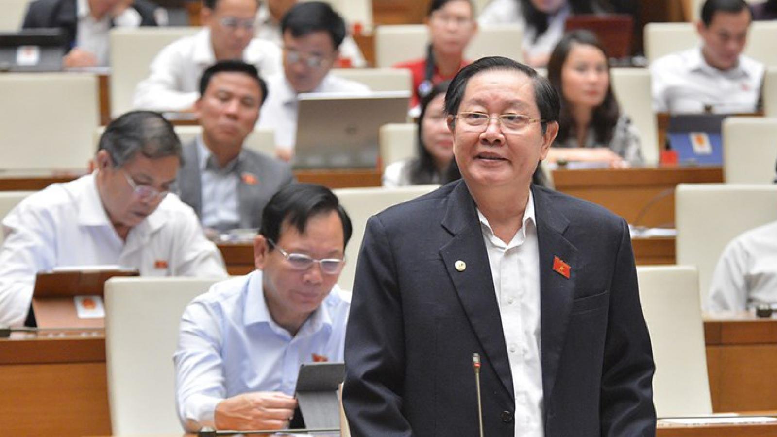 Bộ trưởng Nội vụ: Sẽ xử lý nghiêm công chức vi phạm đạo đức công vụ