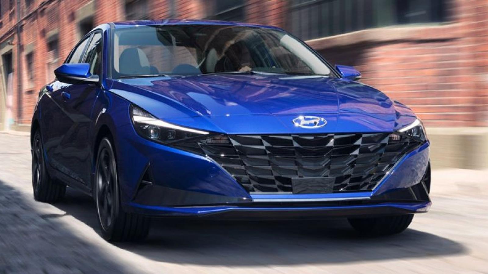 Mở đơn đặt hàng cho chiếc Hyundai Elantra 2021 tại Malaysia