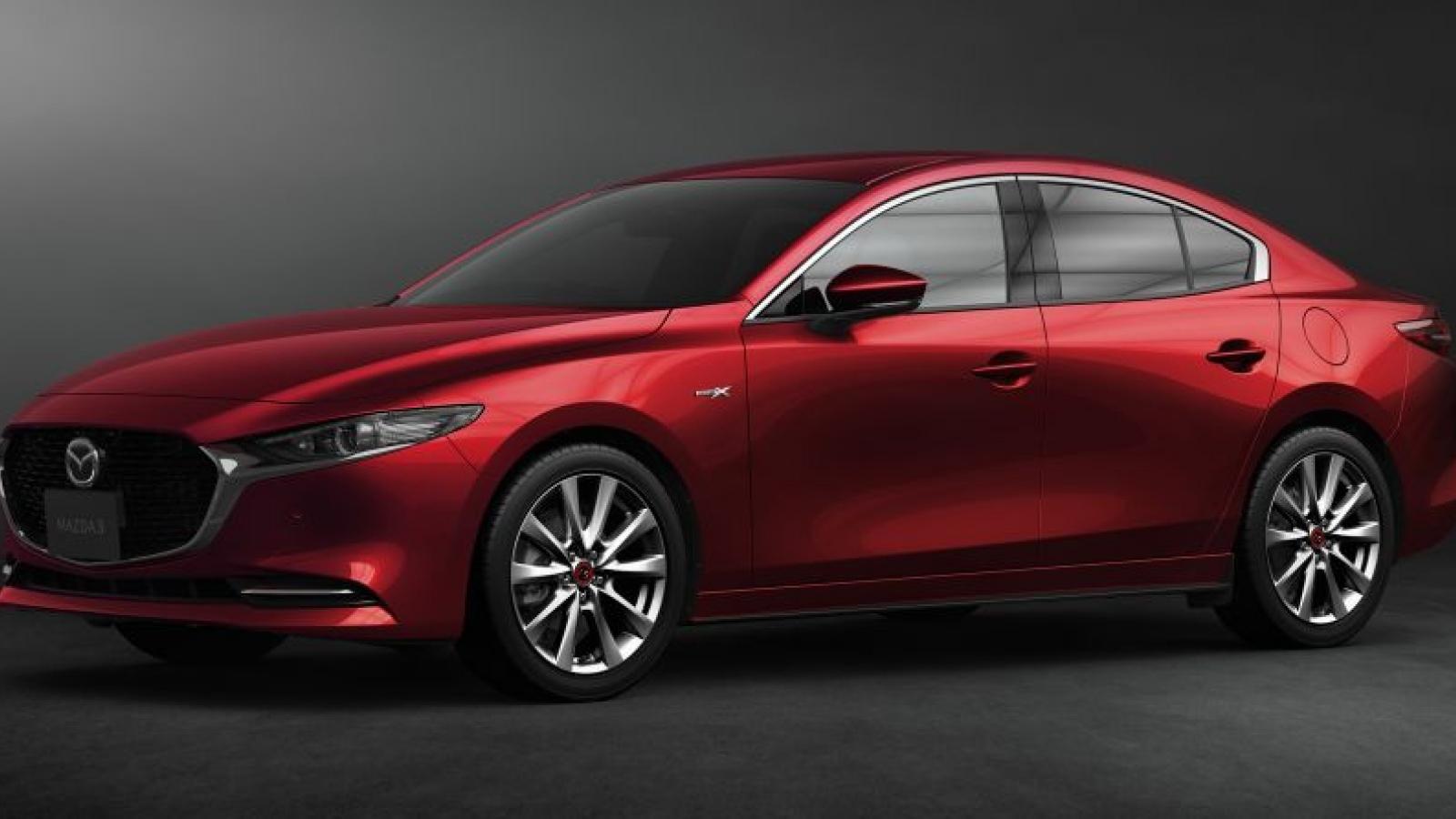 Mazda 3 2021 ra mắt tại Nhật Bản với một loạt nâng cấp
