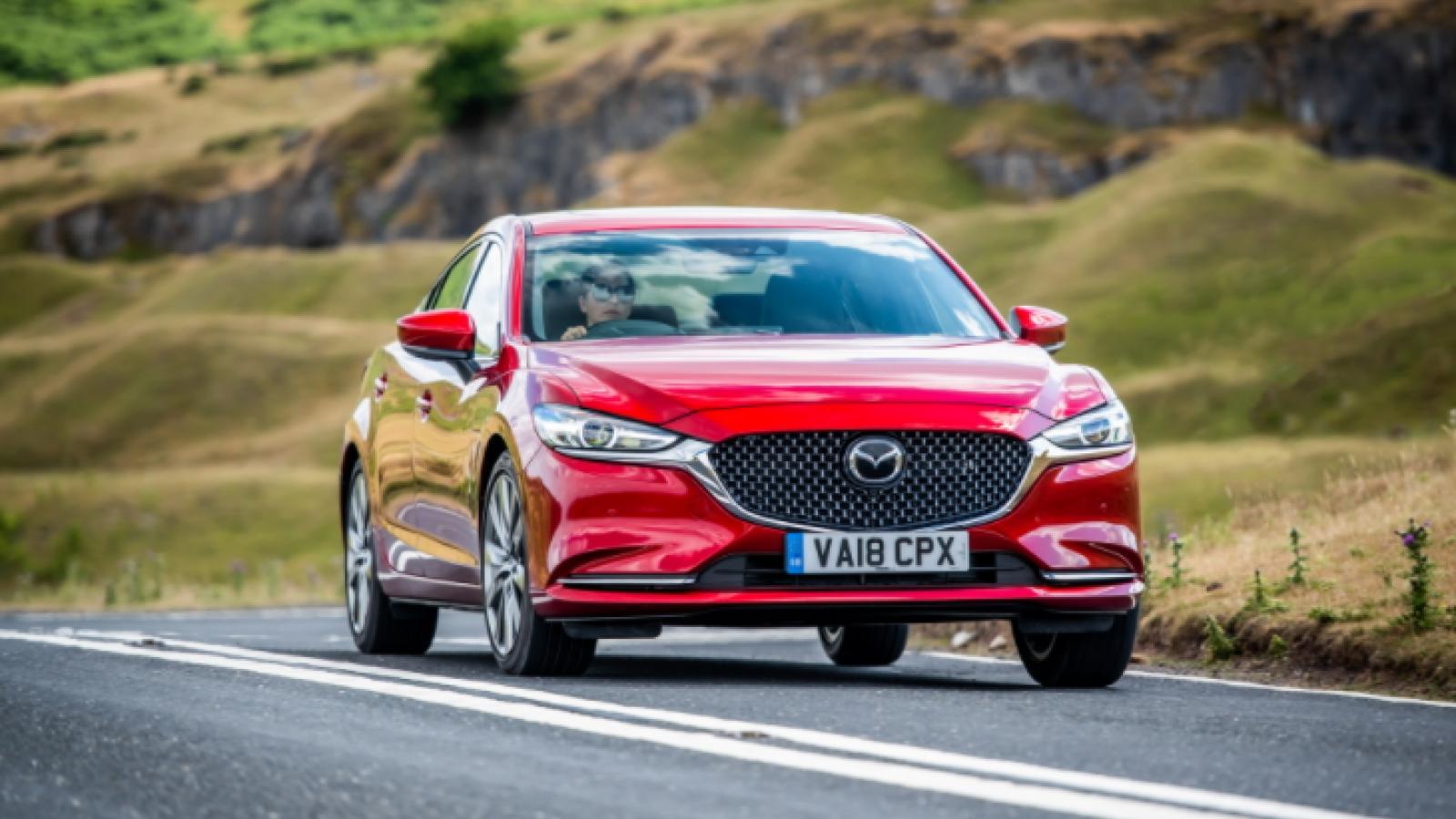 Mazda được vinh danh là nhà sản xuất ô tô đáng tin cậy nhất năm 2020