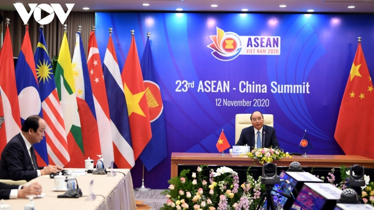 ASEAN, China outline important orientations for partnership