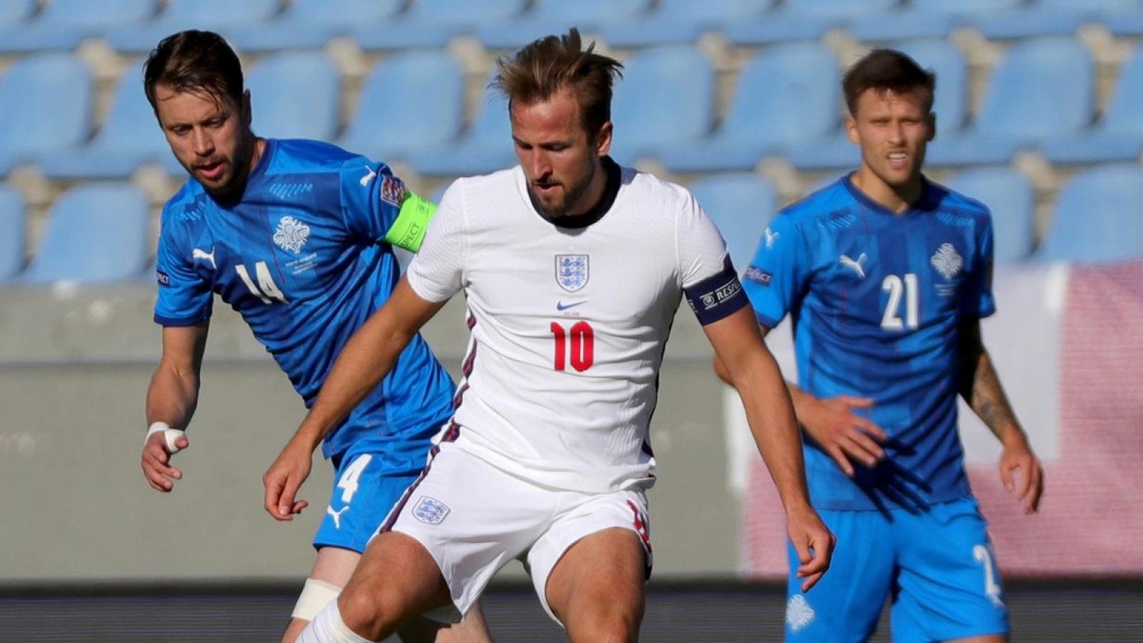 ĐT Anh đứng trước nguy cơ bị xử thua 0-3 ở Nations League vì Covid-19