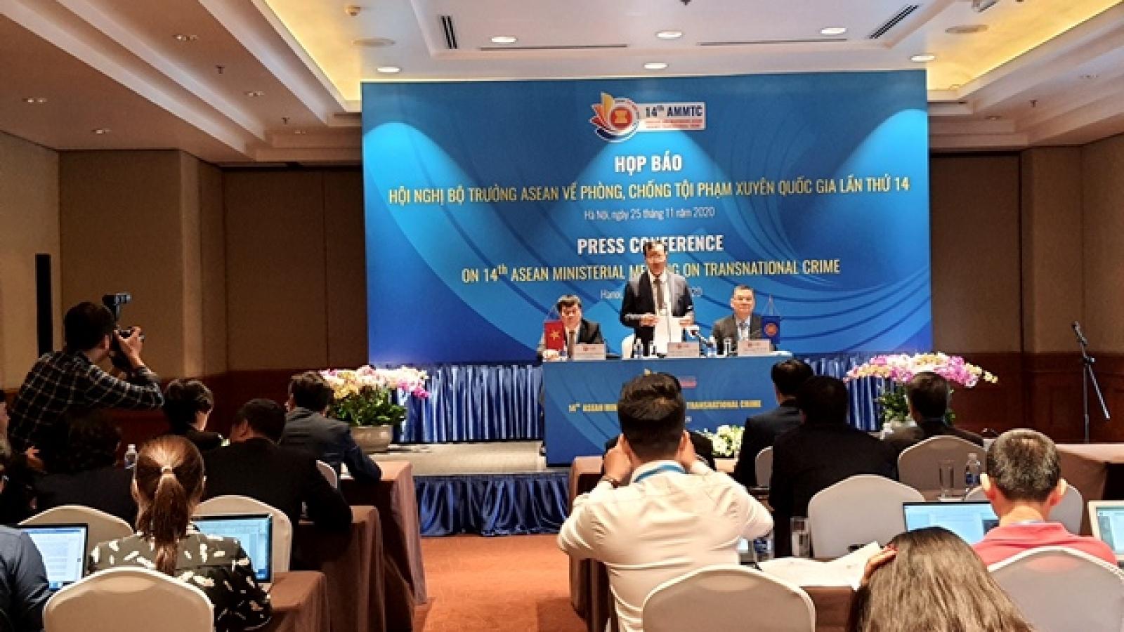 ASEAN thúc đẩy hợp tác phòng, chống tội phạm xuyên quốc gia thực chất hơn