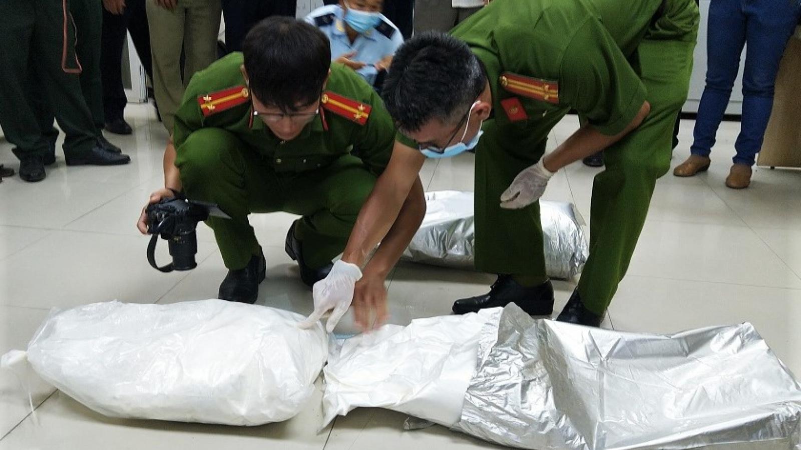 An Giang: Tiếp tục phát hiện, bắt giữ thêm 20kg nghi ma túy