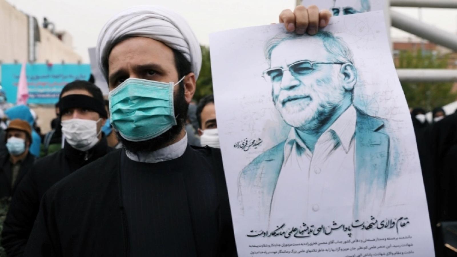 Các nước tiếp tục lên án vụ ám sát nhà khoa học hạt nhân Iran