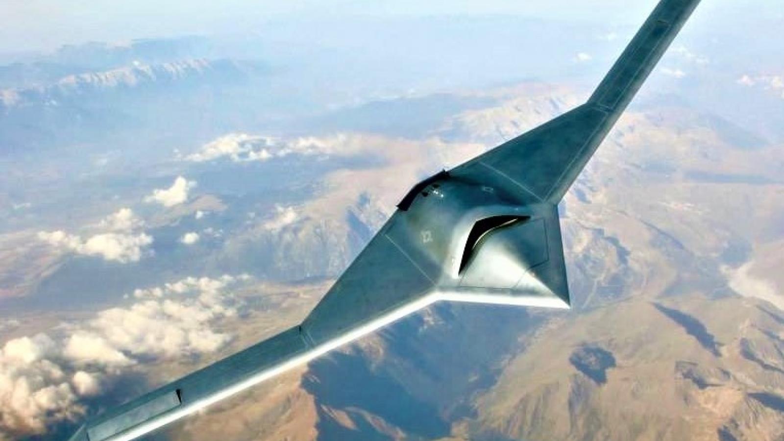 RQ-180 -  Máy bay trinh sát tầm cao tàng hình không người lái tuyệt mật của Mỹ