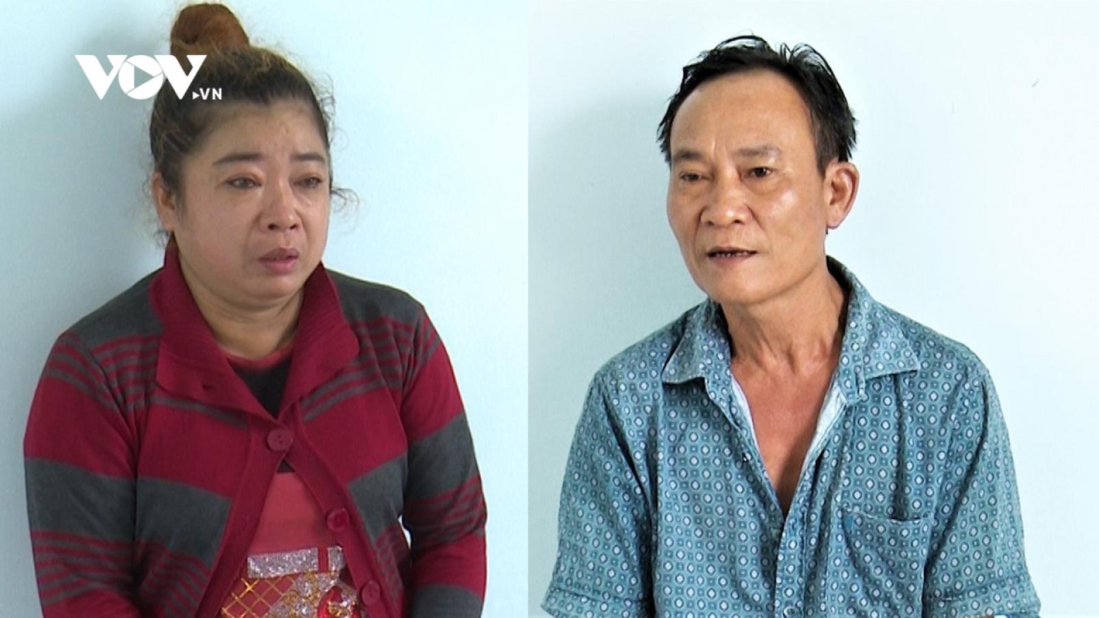 Nóng 24h: Khởi tố, bắt tạm giam bố mẹ chồng đánh ghen cho con dâu