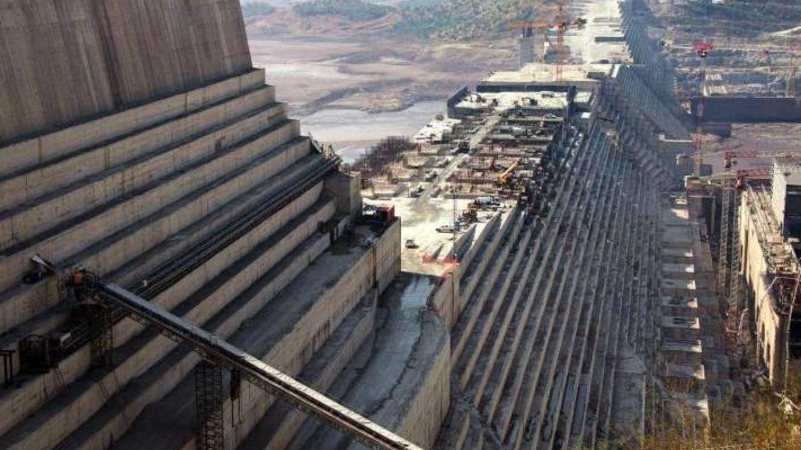 Ai Cập, Sudan và Ethiopia mở lại đàm phán về đập thủy điện Đại Phục Hưng