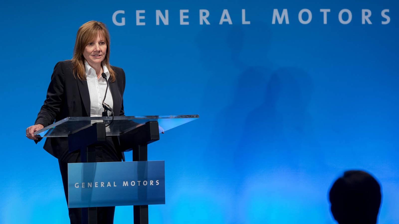GM thu về hơn 4 tỷ USD trong Quý III
