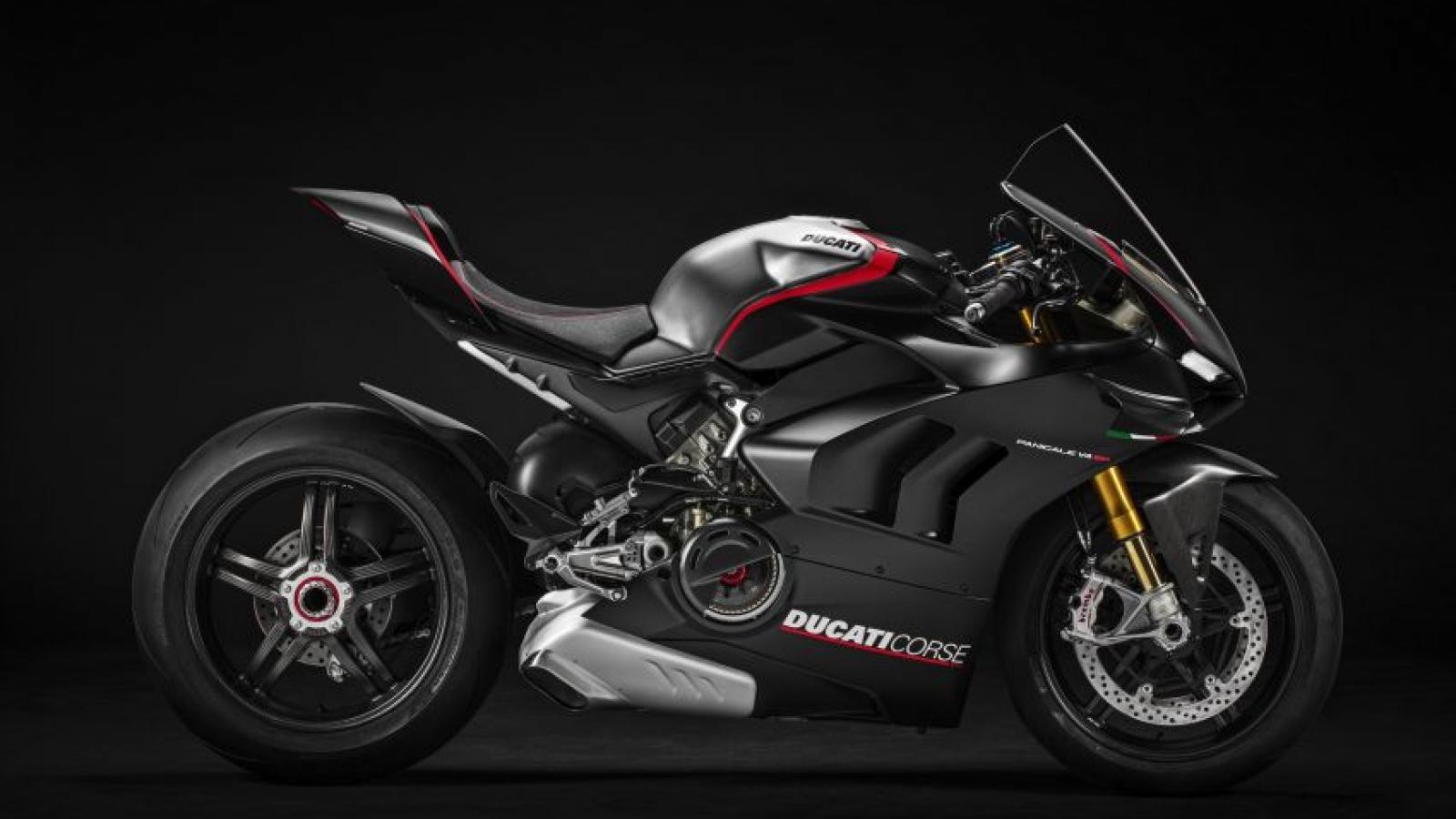 "Ducati giới thiệu ""siêu mô tô"" Panigale V4 SP 2021"