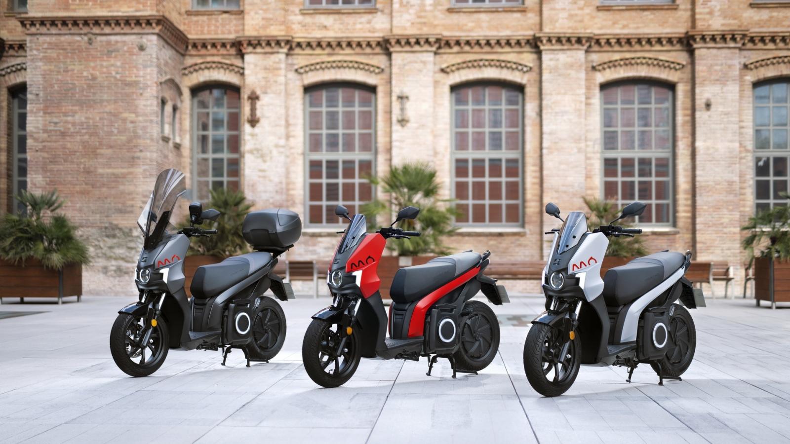 Seat cho ra mắt xe máy điện có giá bằng một nửa chiếc ô tô cỡ nhỏ