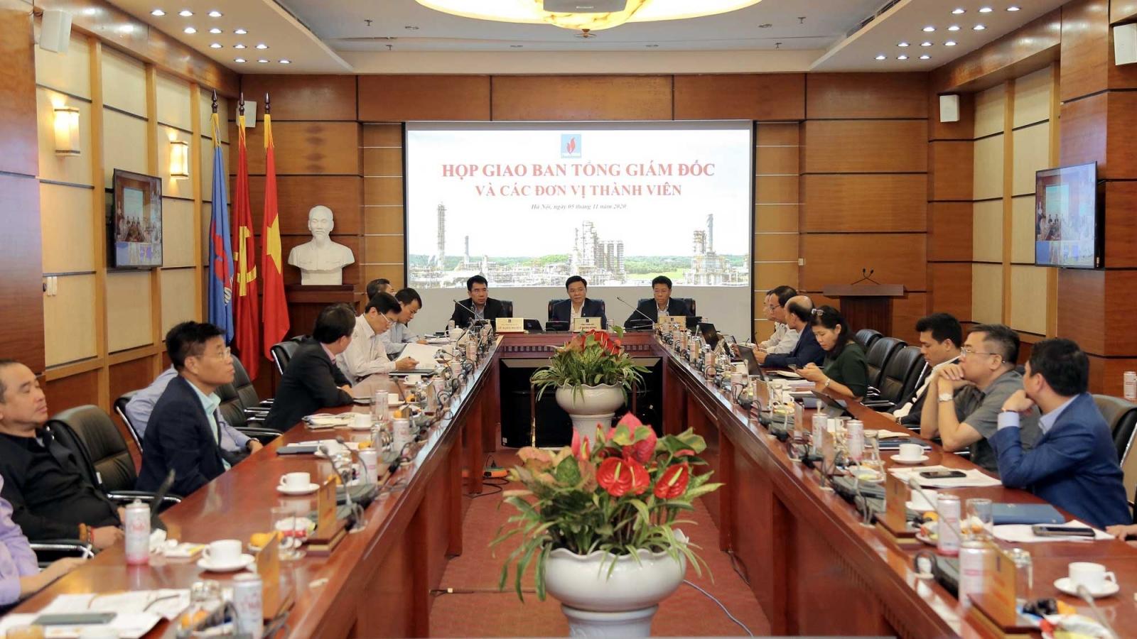 Petrovietnam giữ nhịp sản xuất kinh doanh ổn định