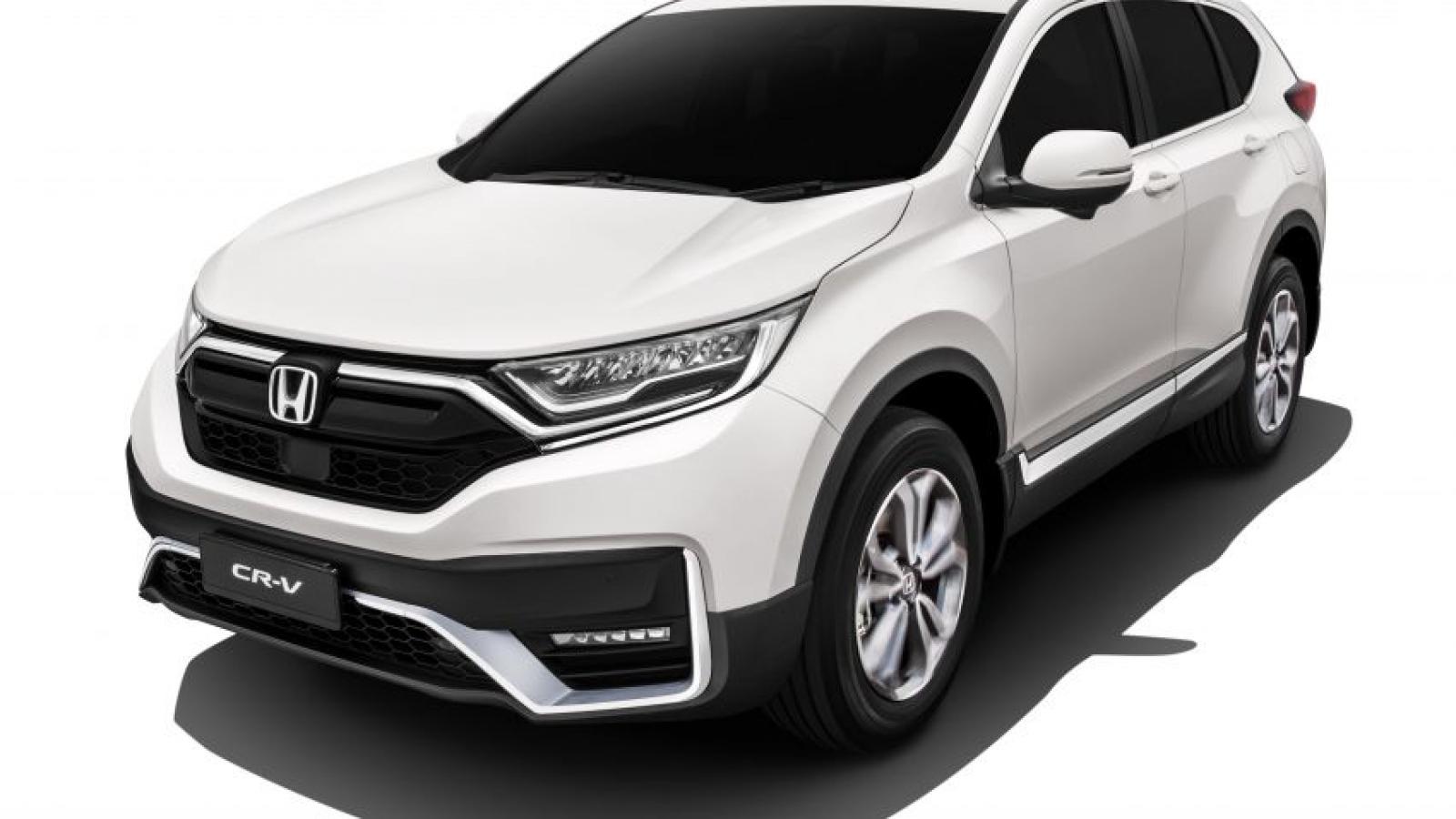 Honda CR-V 2020 bản nâng cấp chính thức ra mắt