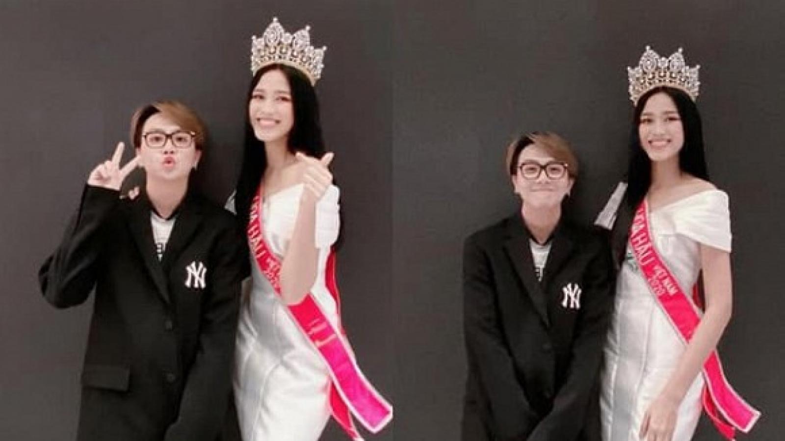 Chuyện showbiz: Hoa hậu Đỗ Thị Hà bị chê nhan sắc sau 10 ngày đăng quang