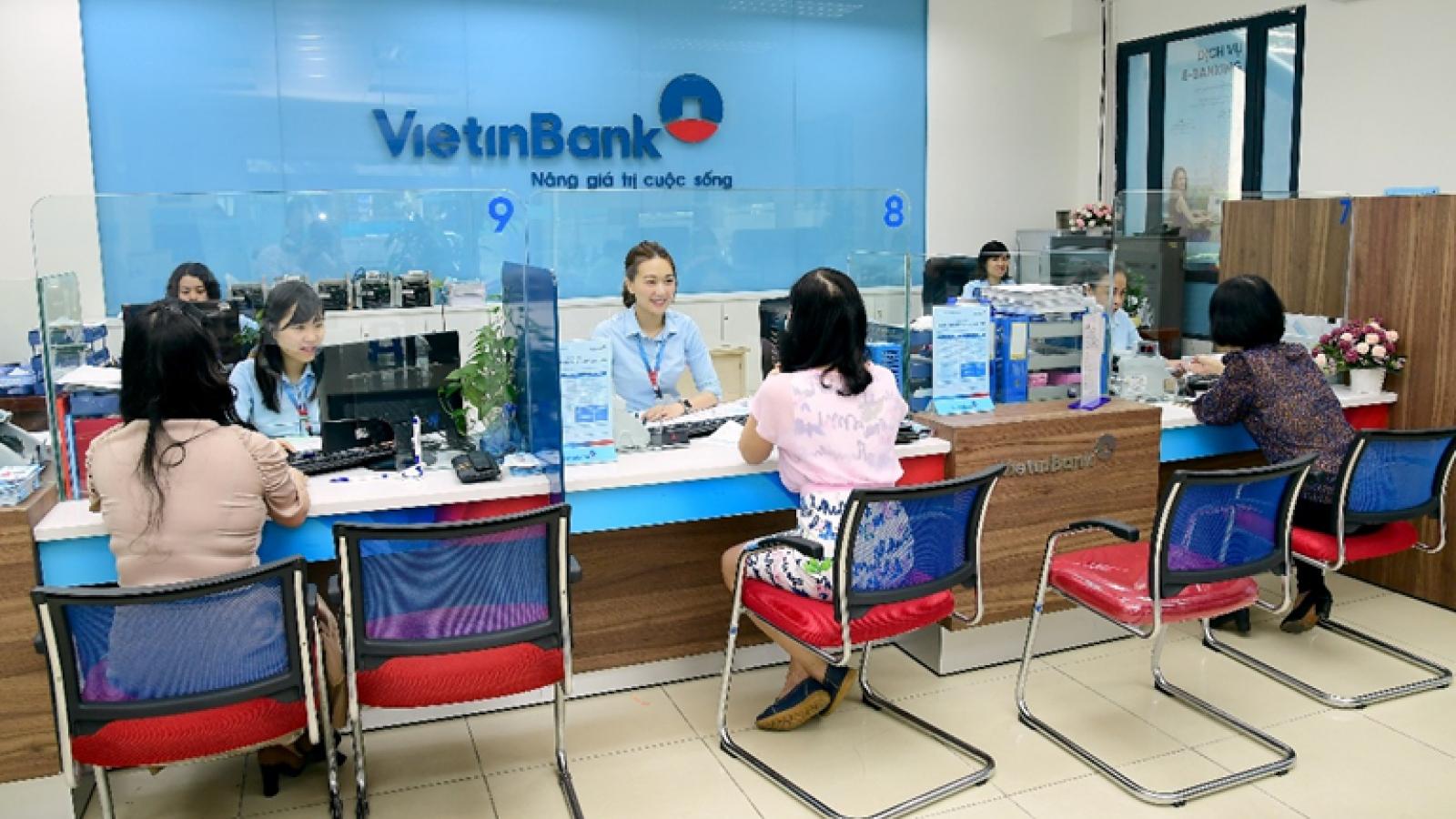 VietinBank mua lại trước hạn toàn bộ nợ xấu từ VAMC
