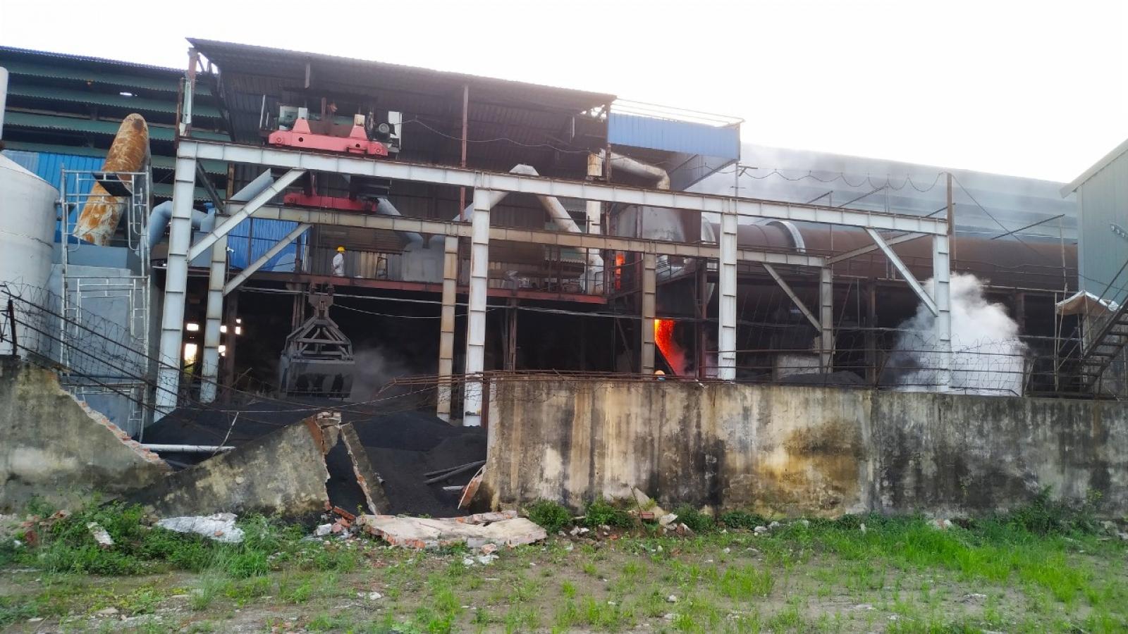 """Hải Phòng: Nhà máy mới vận hành thử nghiệm đã bị tố """"bức tử"""" môi trường"""