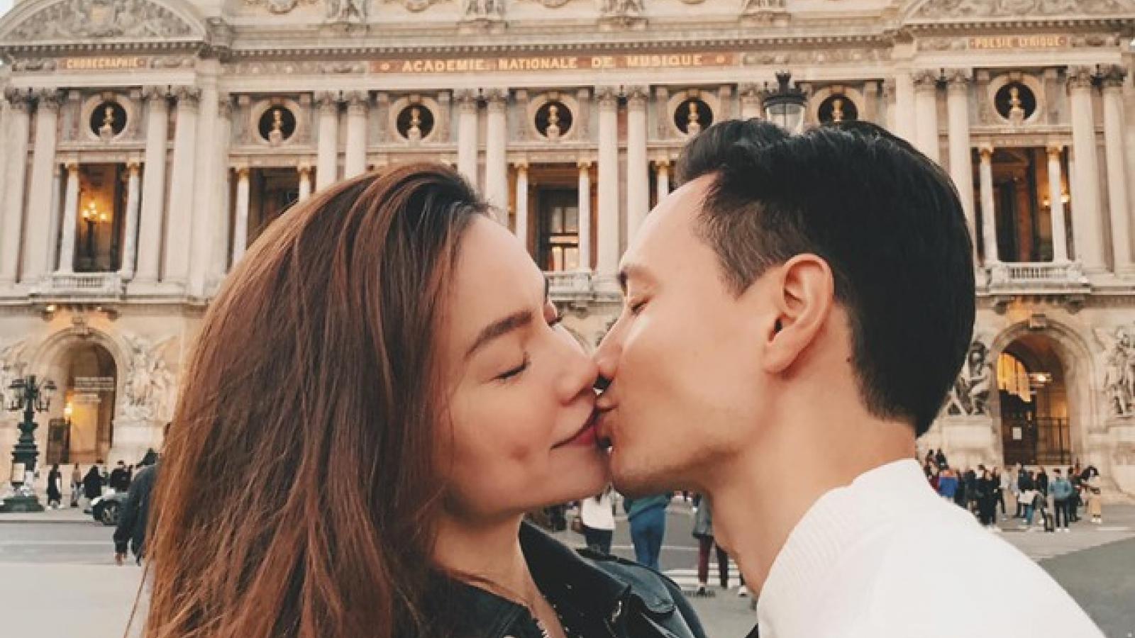 Chuyện showbiz: Hồ Ngọc Hà và Kim Lý là vợ chồng hợp pháp từ đầu năm 2020
