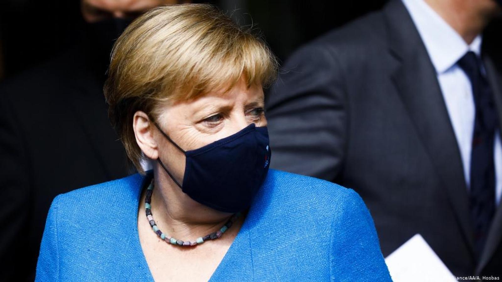 Thủ tướng Đức cảnh báo ngày tháng khó khăn do dịch COVID-19