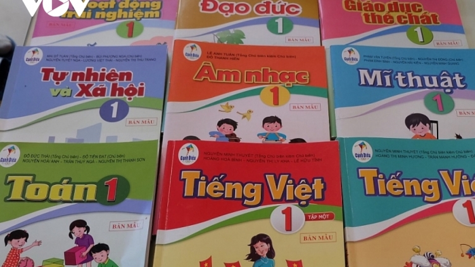 Sửa sách giáo khoa Tiếng Việt lớp 1: Càng sửa càng sai