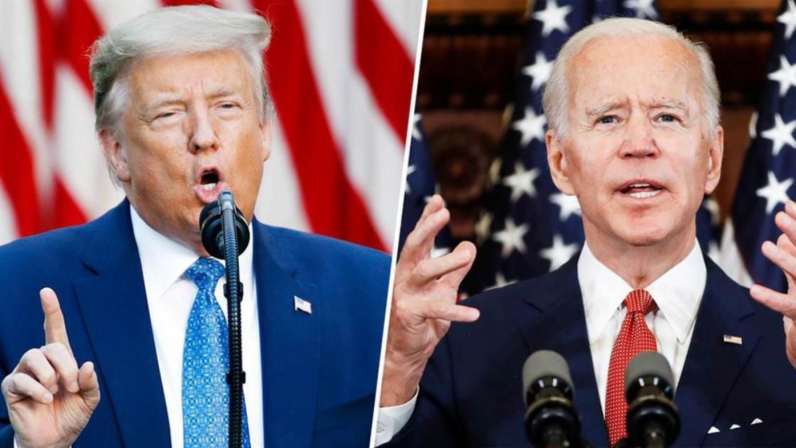 Hơn 60% cử tri Mỹ muốn Tổng thống Trump chấp nhận thất bại