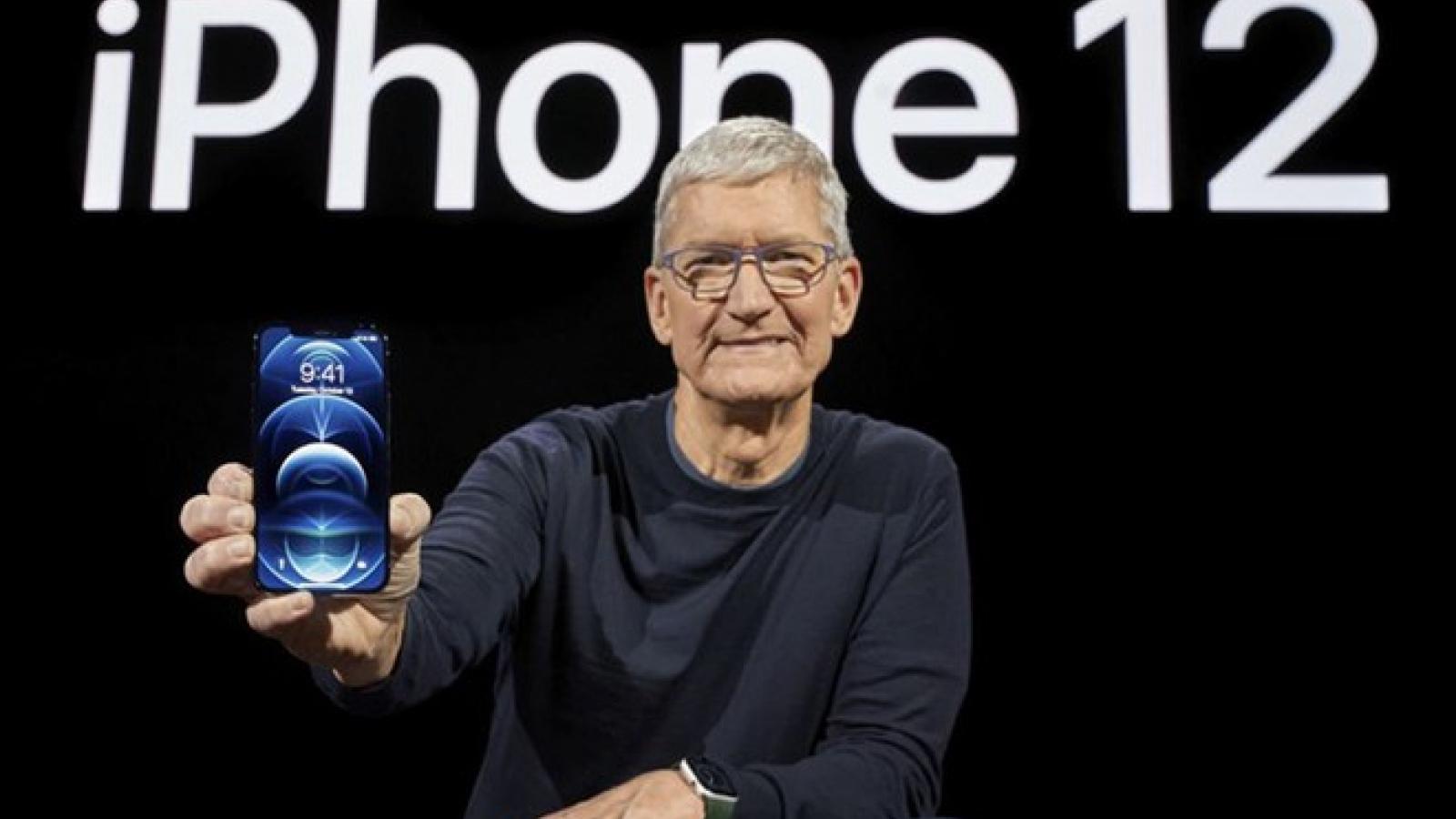 Apple phát hành iOS 14.2.1 để sửa lỗi trên iPhone 12