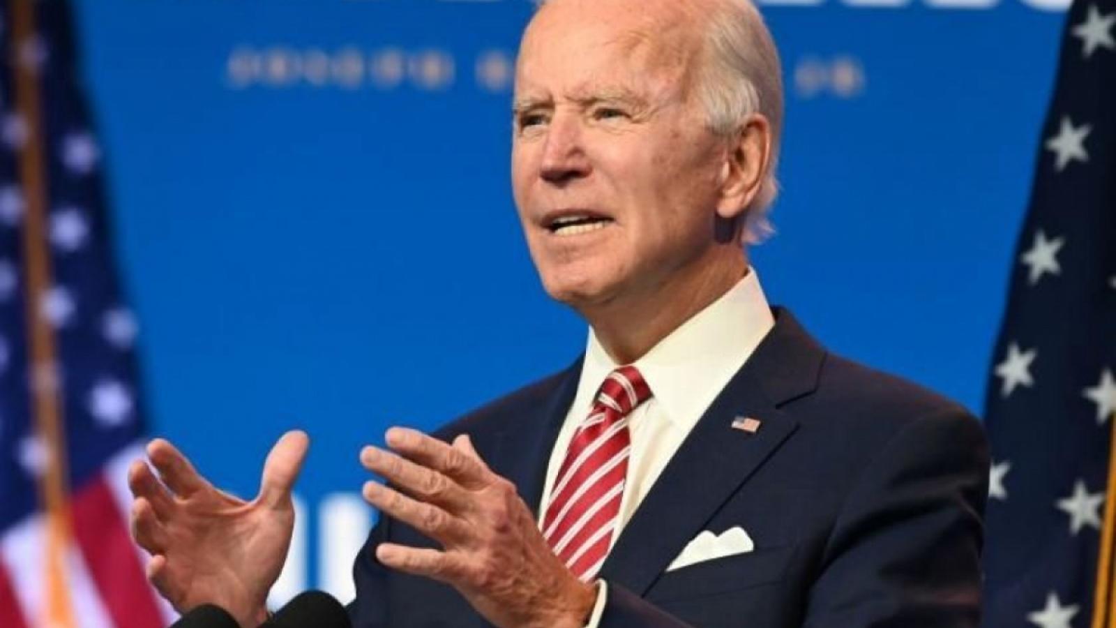 Ông Joe Biden cam kết xây dựng lại hình ảnh của nước Mỹ trong 4 năm tới