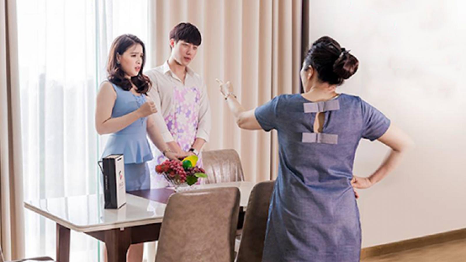 7 điều dễ tạo nên mâu thuẫn nếu mẹ chồng nói với con dâu