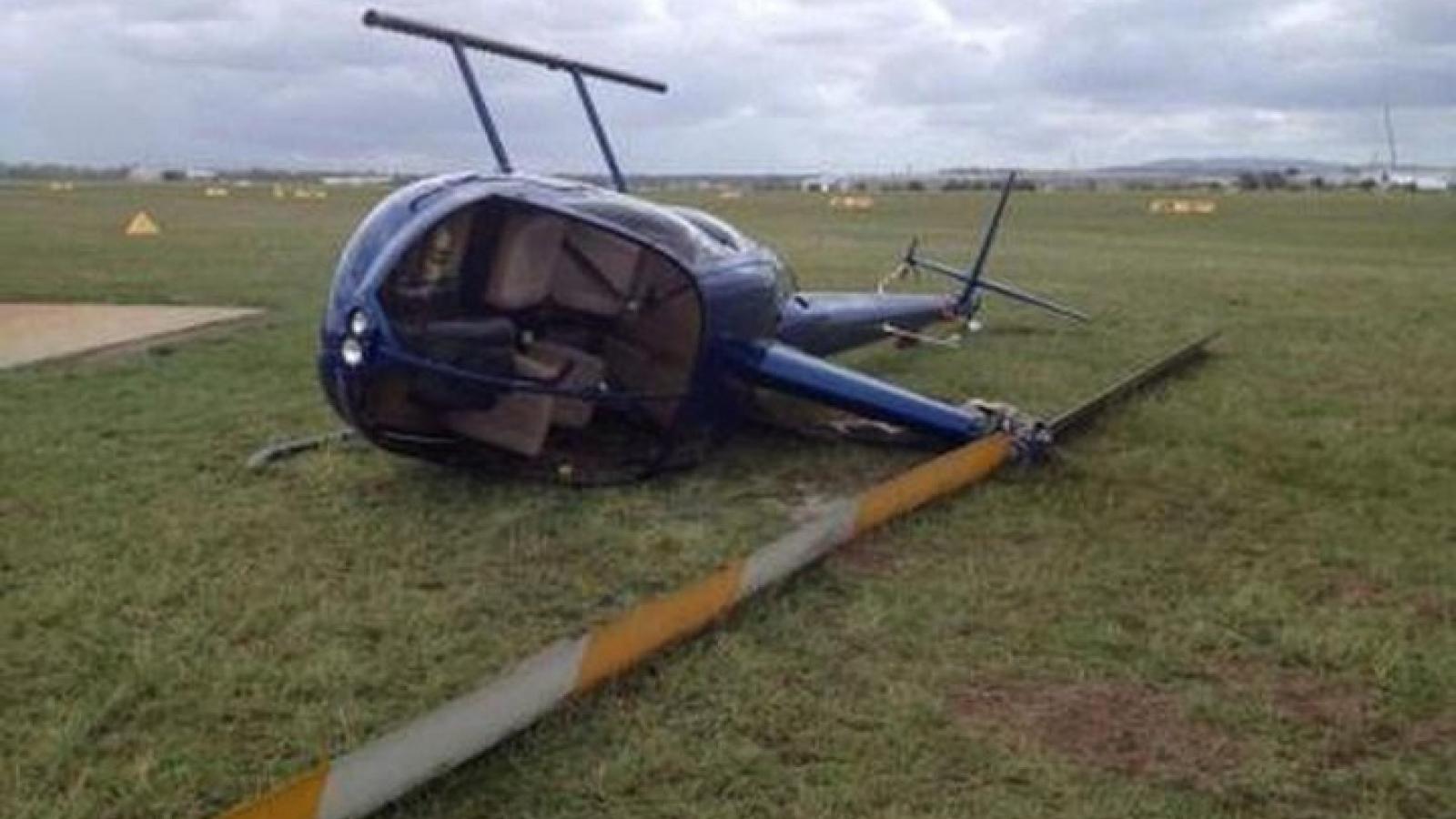 Tai nạn máy bay trực thăng tại Malaysia khiến 2 người thiệt mạng