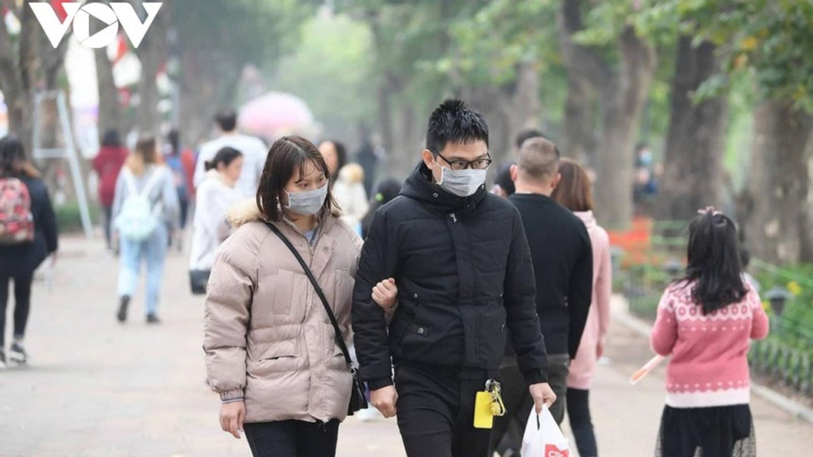 Hà Nội quy định 5 nơi người dân phải đeo khẩu trang