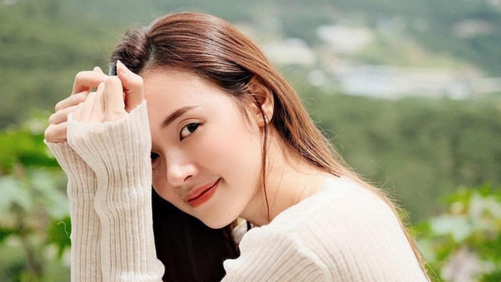 """Chuyện showbiz: Midu lần đầu lên tiếng sau ồn ào """"tình cũ"""" Phan Thành lấy vợ"""