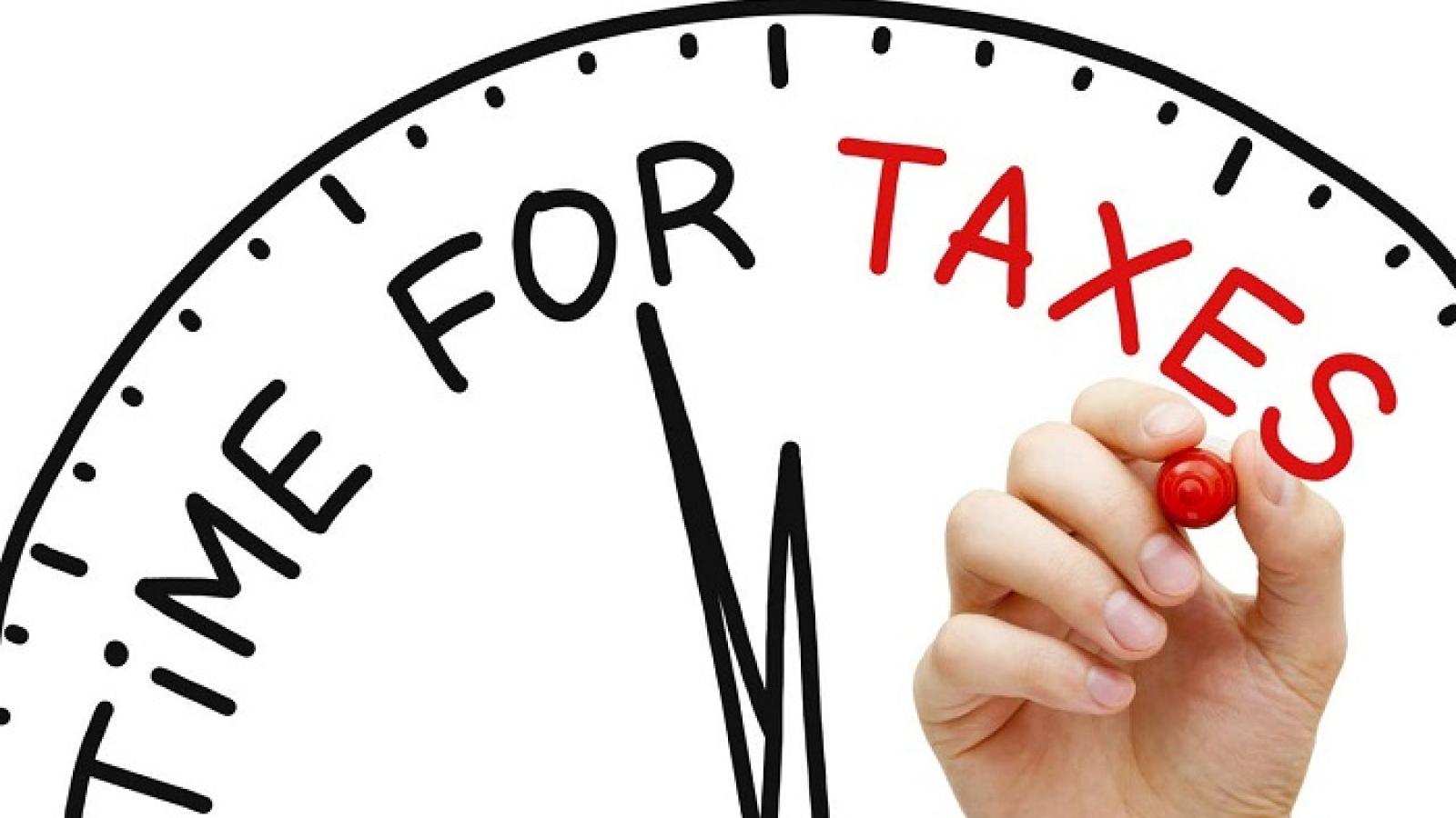 Tổng cục Thuế phản hồi về việc tính tiền chậm nộp đối với thuế thu nhập doanh nghiệp