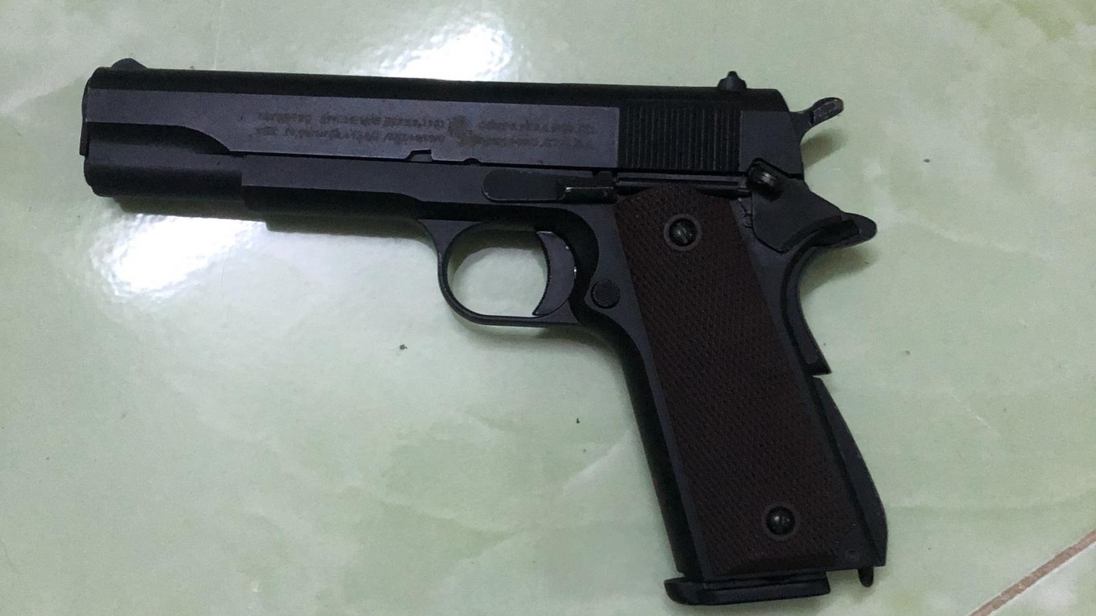 Cần Thơ: Tạm giữ hình sự đối tượng tàng trữ ma túy và súng