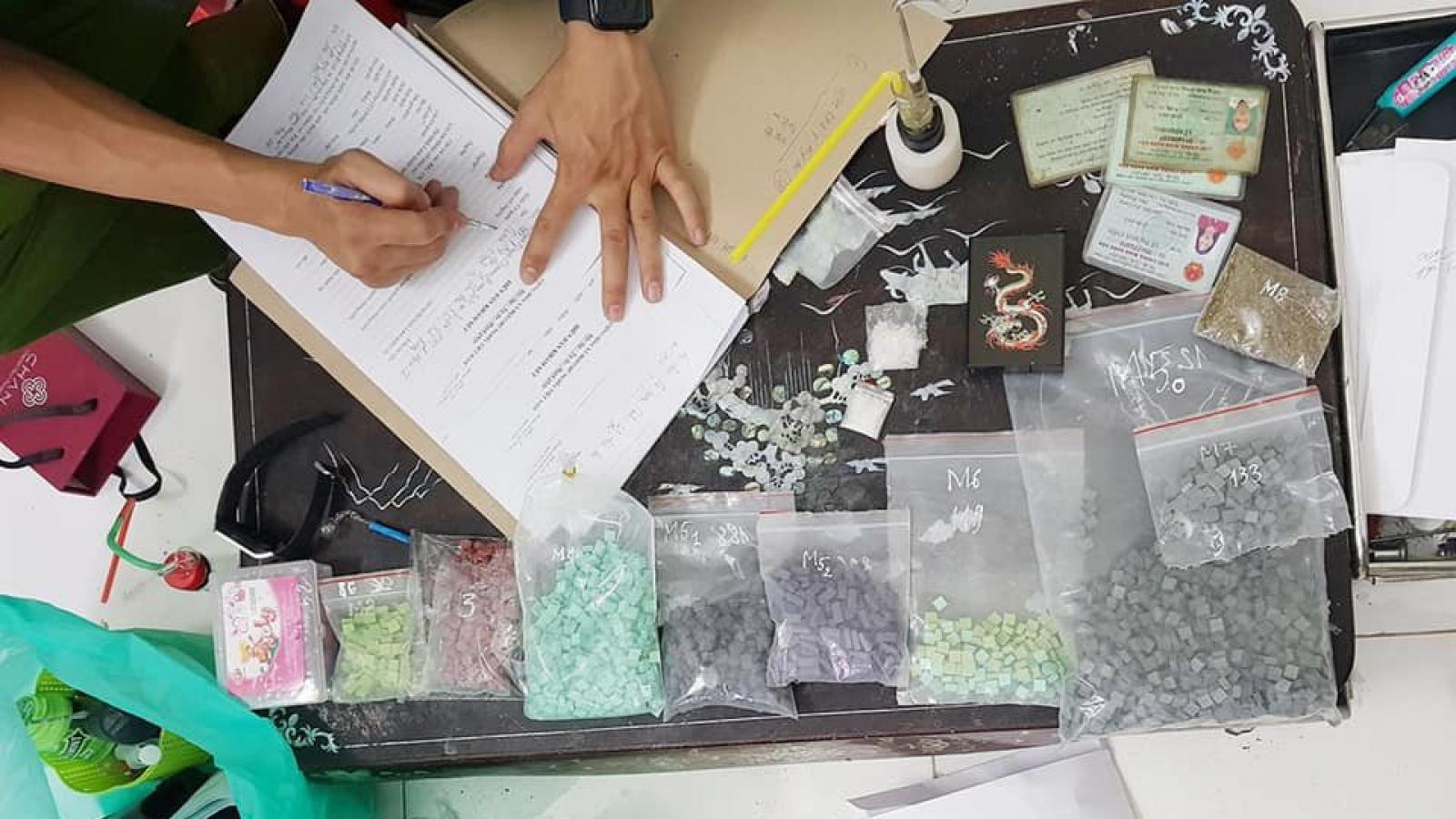 Con nghiện mở xưởng sản xuất ma túy khủng ở Bình Dương