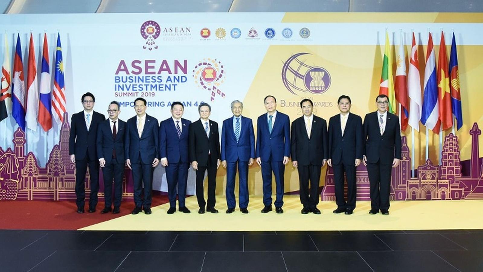 Hôm nay diễn ra Hội nghị Thượng đỉnh về Kinh doanh và Đầu tư ASEAN