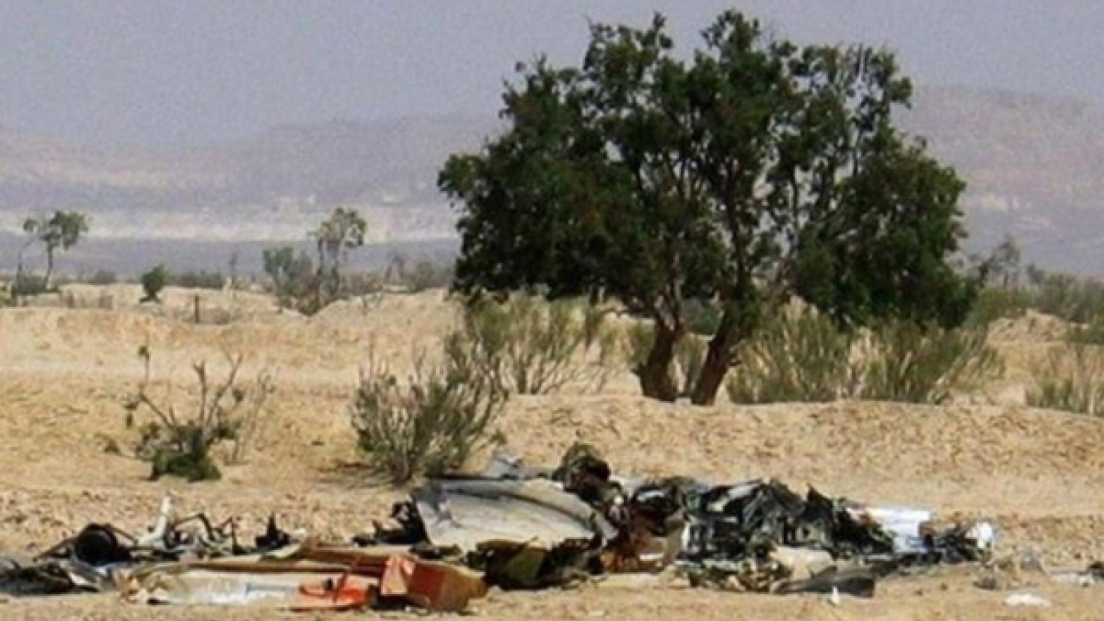 Rơi trực thăng ở Sinai (Ai Cập), 7 quân nhân thiệt mạng