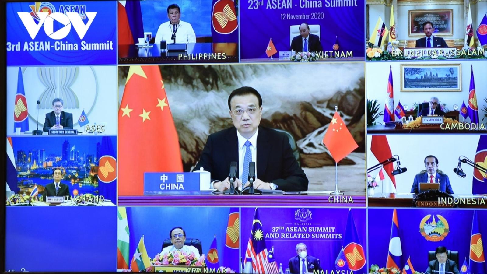 Hội nghị Cấp cao ASEAN 37: Tín hiệu tích cực về vấn đề Biển Đông và Covid-19