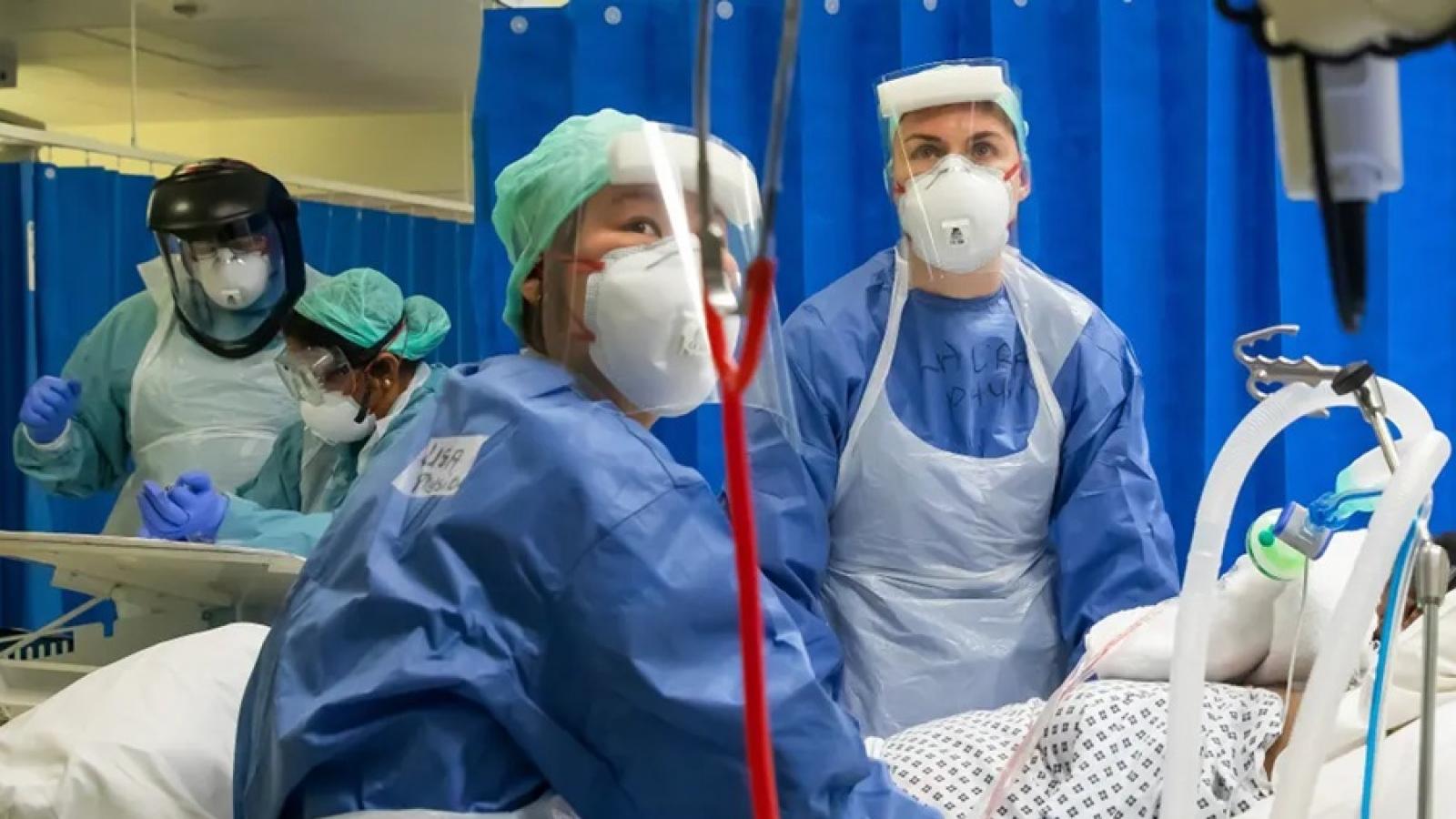 Tổn thương đa tạng ở các bệnh nhân Covid-19 kéo dài