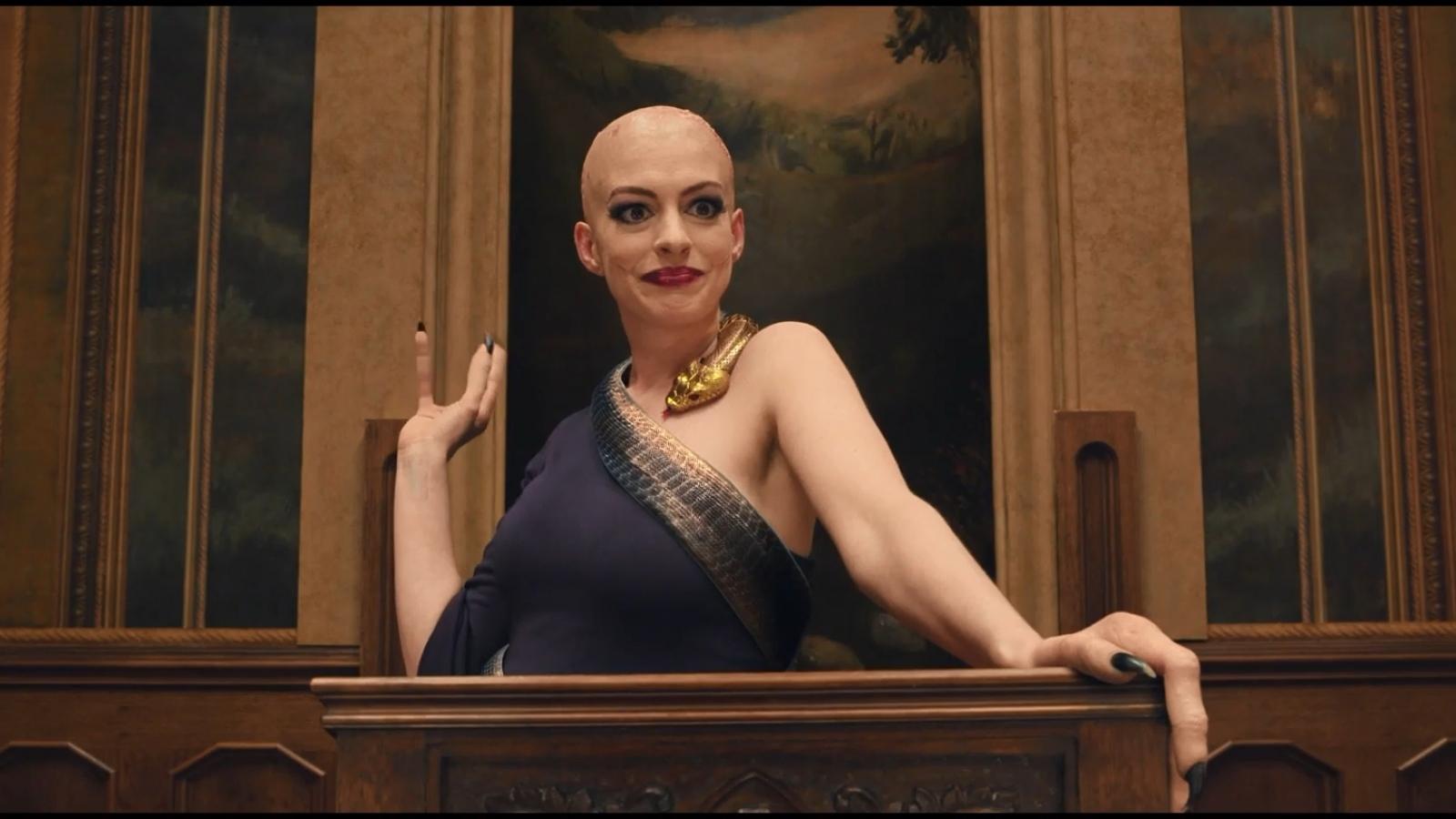 """6 lý do làm nên sức hút của """"The Witches"""": Anne Hathaway cạo trọc vẫn ma mị hút hồn"""