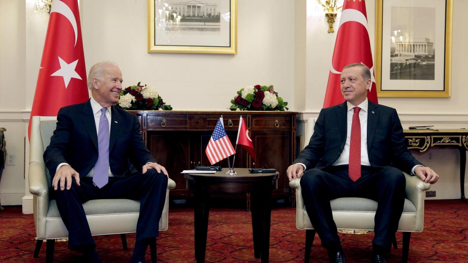 Thổ Nhĩ Kỳ không muốn bị Mỹ trừng phạt dưới thời Biden vì mua S-400