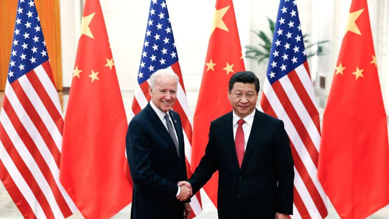 Chính sách của Biden với Trung Quốc: Đảo ngược hay kế thừa Trump?