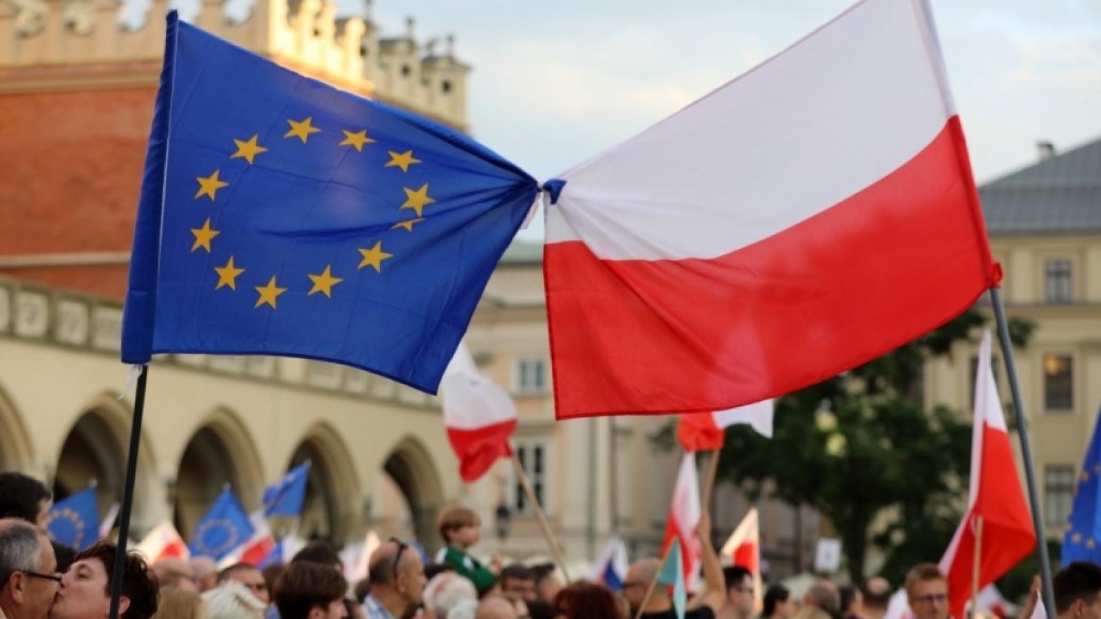 EU chưa tháo gỡ được bất đồng với Ba Lan và Hungary