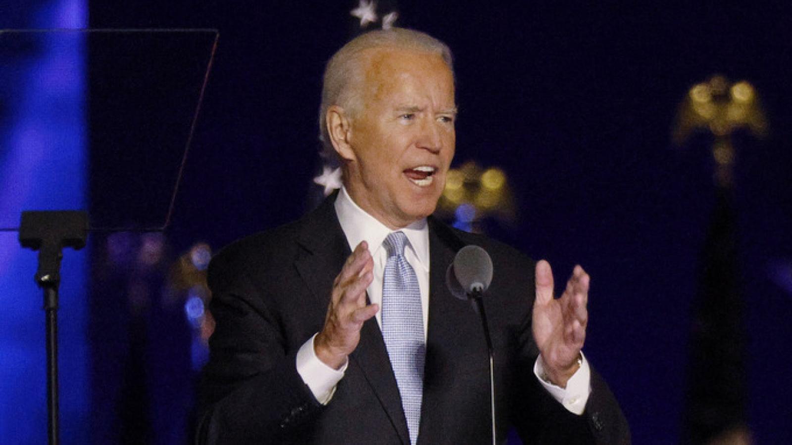 Tổng thống Ai Cập chúc mừng ông Joe Biden đắc cử tổng thống Mỹ