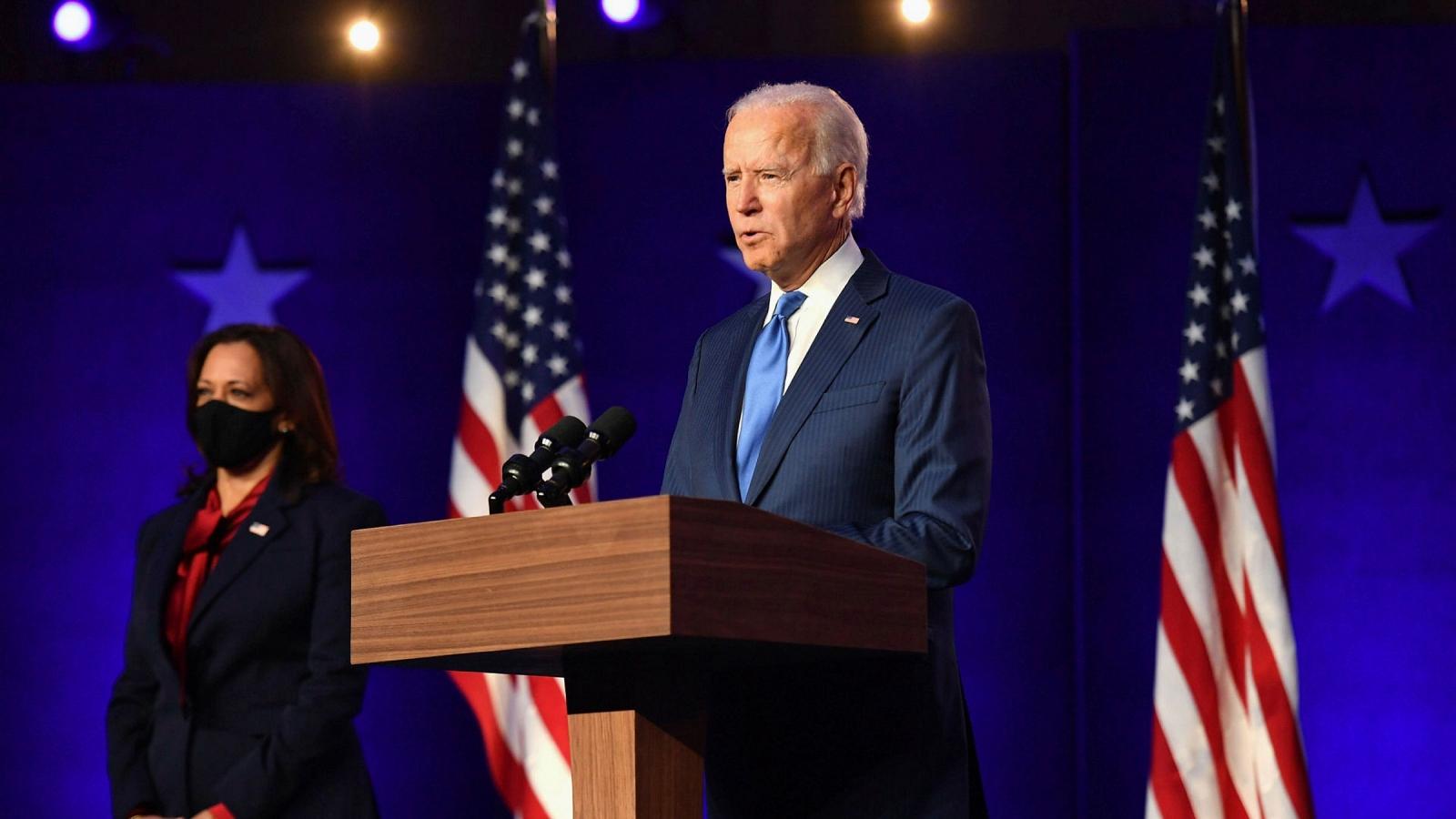 """Nội các đầy tiềm năng của Joe Biden với sứ mệnh """"hàn gắn"""" nước Mỹ"""