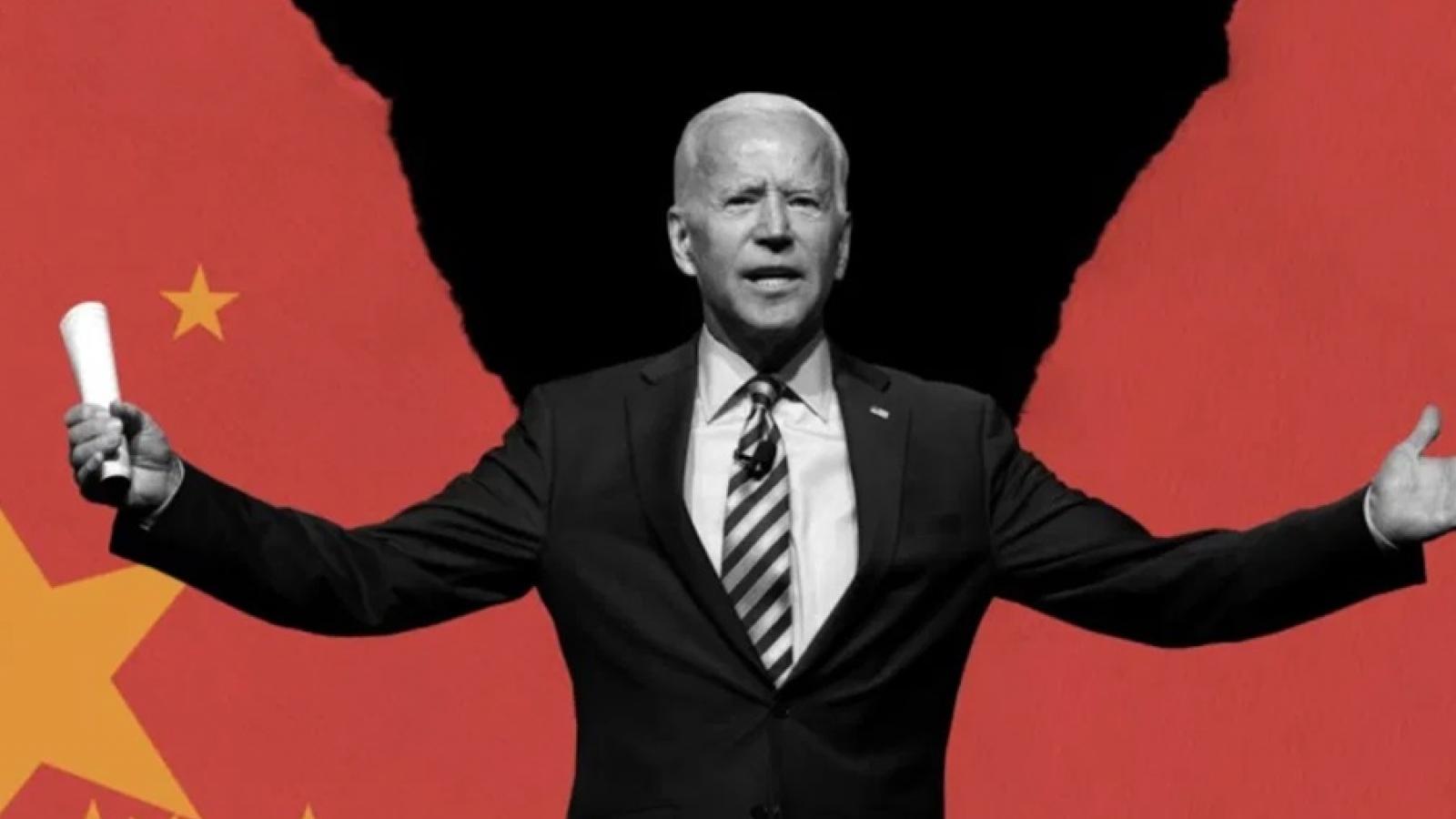 Ông Biden sẽ tiếp tục chính sách cứng rắn với Trung Quốc?